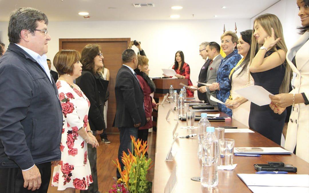 """Presidenta de la CNJ: """"nuestra meta como Función Judicial debe ser recuperar la credibilidad y el respeto hacia la justicia en Ecuador"""""""